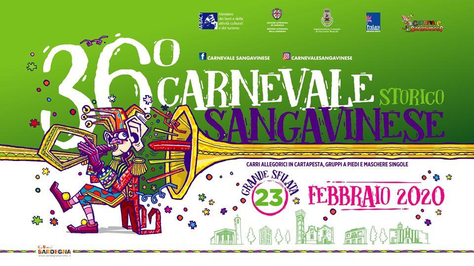 Carnevale Sangavinese 2020