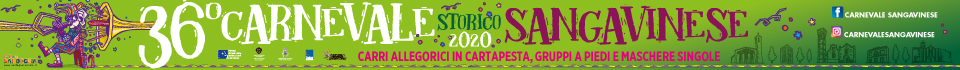 36° Carnevale Storico Sangavinese