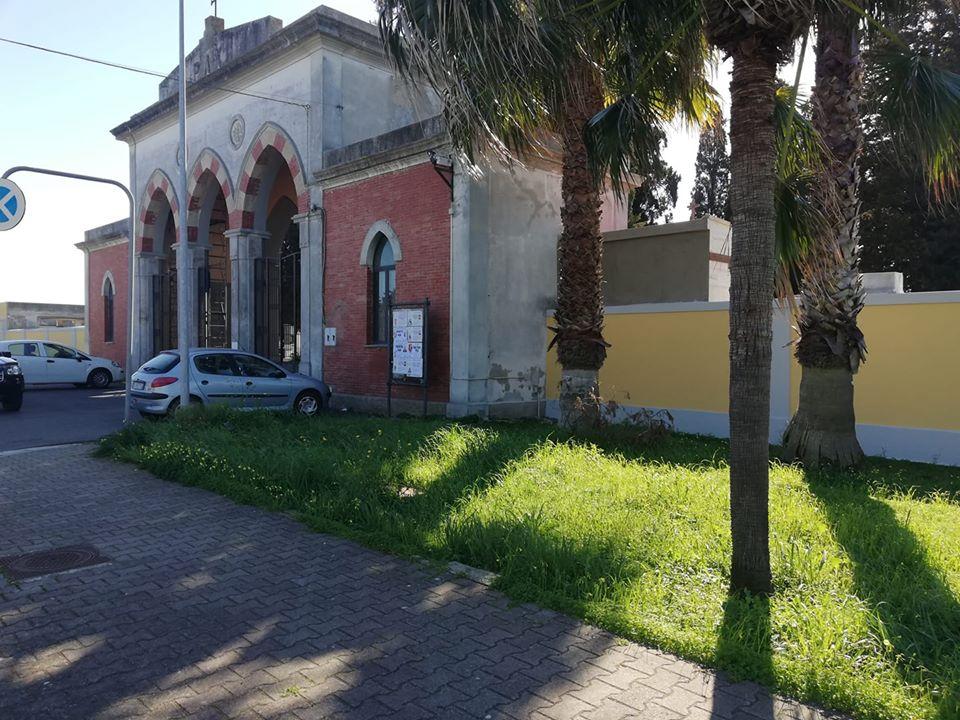 Cimitero di San Gavino Monreale