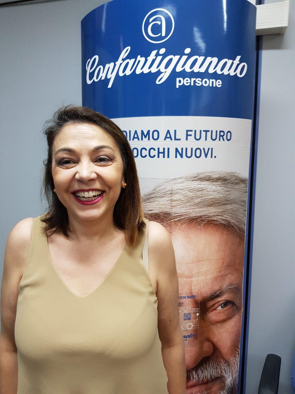 Paola Montis (Presidente ANAP Sardegna)