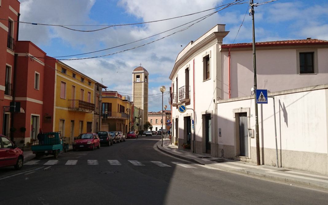 San Gavino Monreale