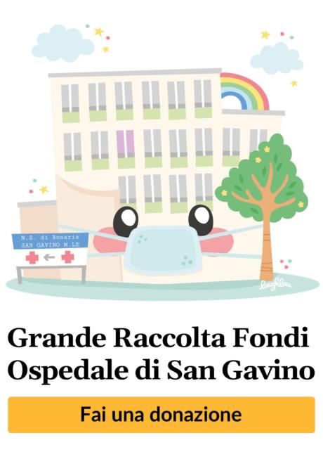 Grande Raccolta Fondi per l'Ospedale di San Gavino