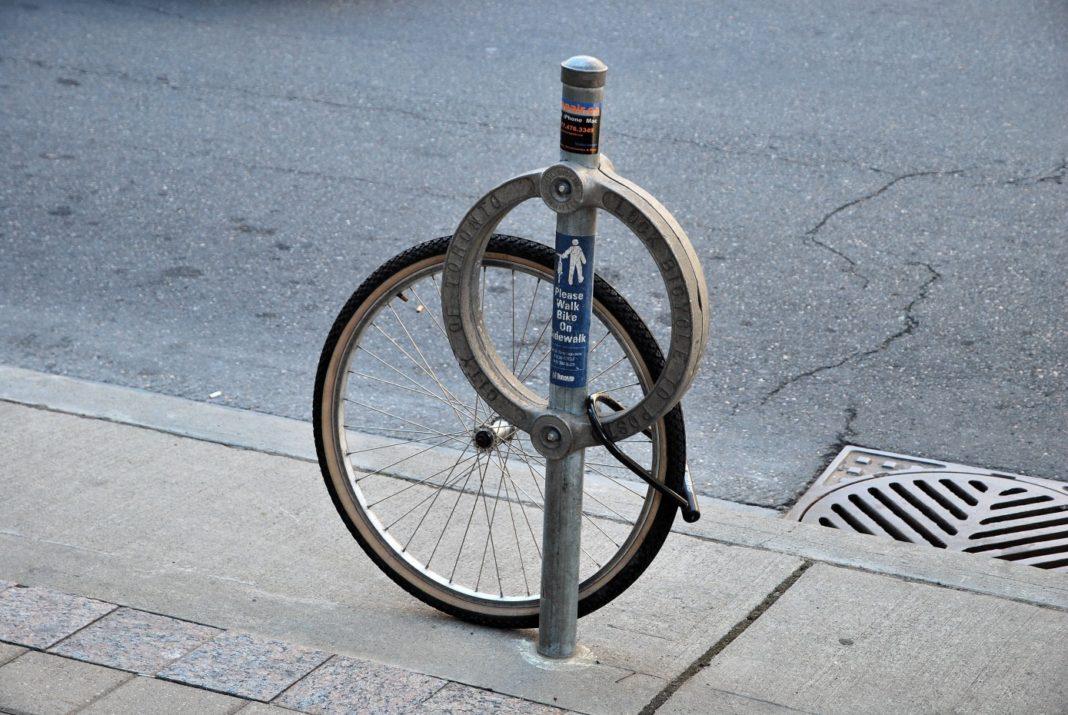 Bici rubata (immagine di repertorio)