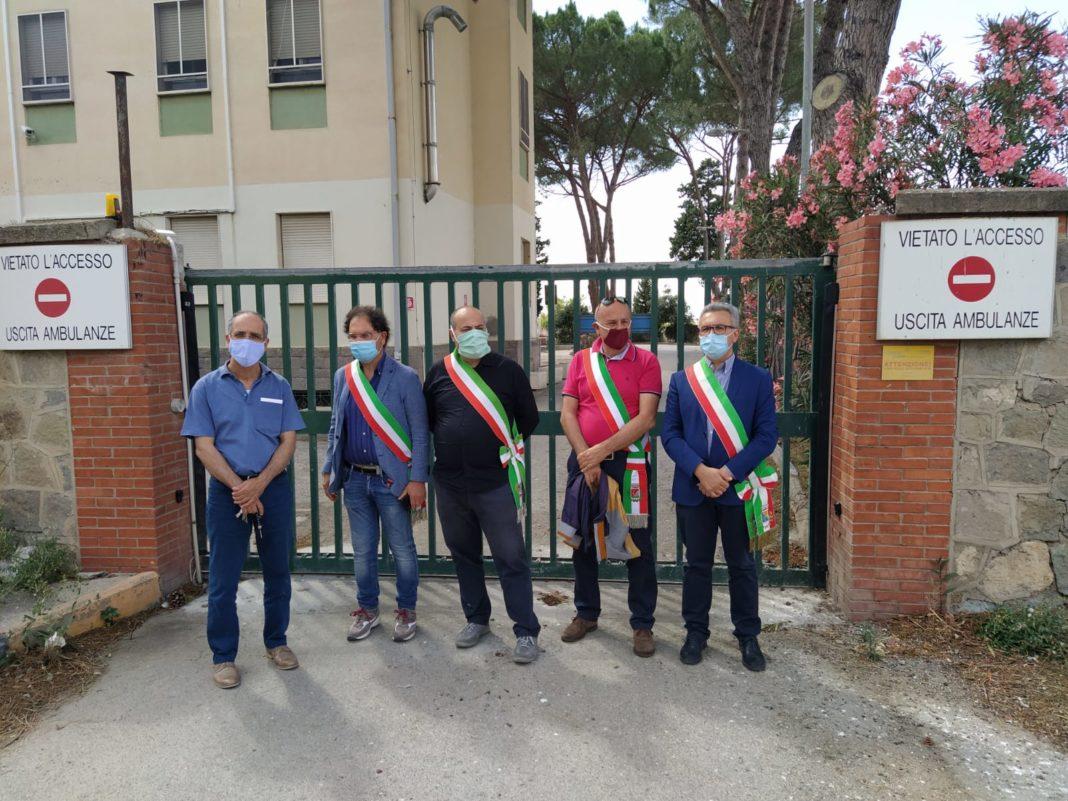 Giuseppe De Fanti (Guspini), Roberto Montisci (Sardara), Antonello Ecca (Arbus), Carlo Tomasi (San Gavino Monreale) e Fausto Orrù (Gonnosfanadiga)