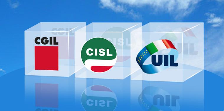 CGIL, CISL e UIL