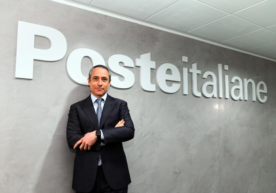 AD Poste Italiane Matteo Del Fante