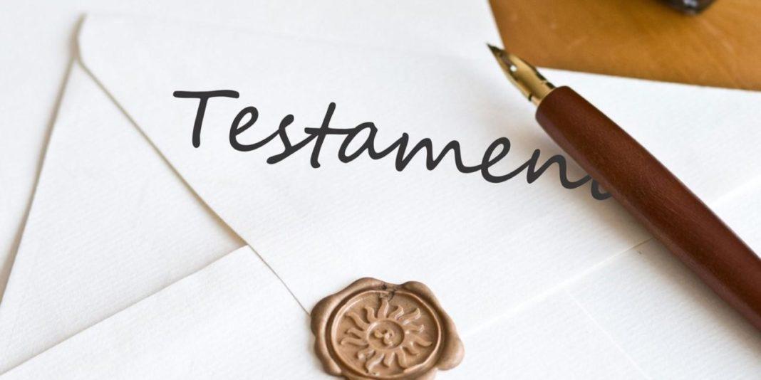 Testamento e pratiche di successione