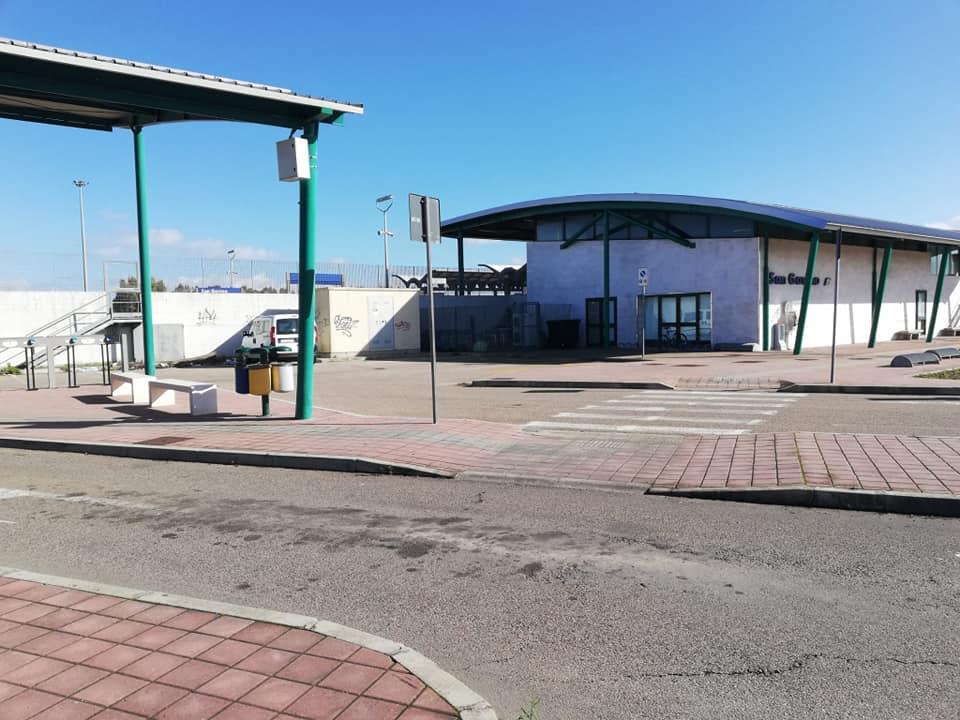 San Gavino, una galleria per unire stazione e area bus