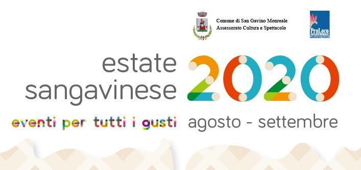 Estate Sangavinese 2020