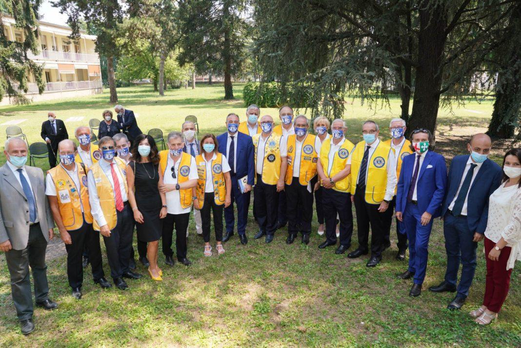Lions Club italiani, supera quota 6 milioni di euro l'impegno contro il coronavirus
