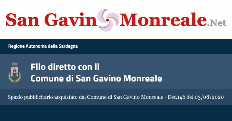 Convenzione Comune San Gavino Monreale . Net