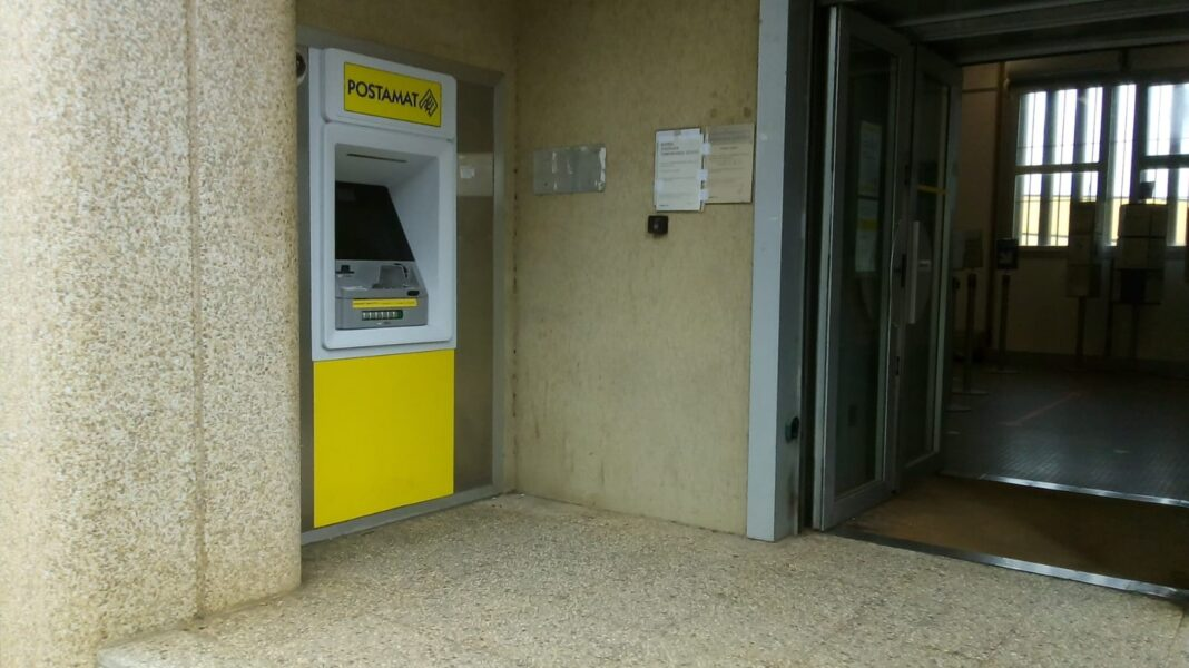 ATM Guasila - Poste Italiane