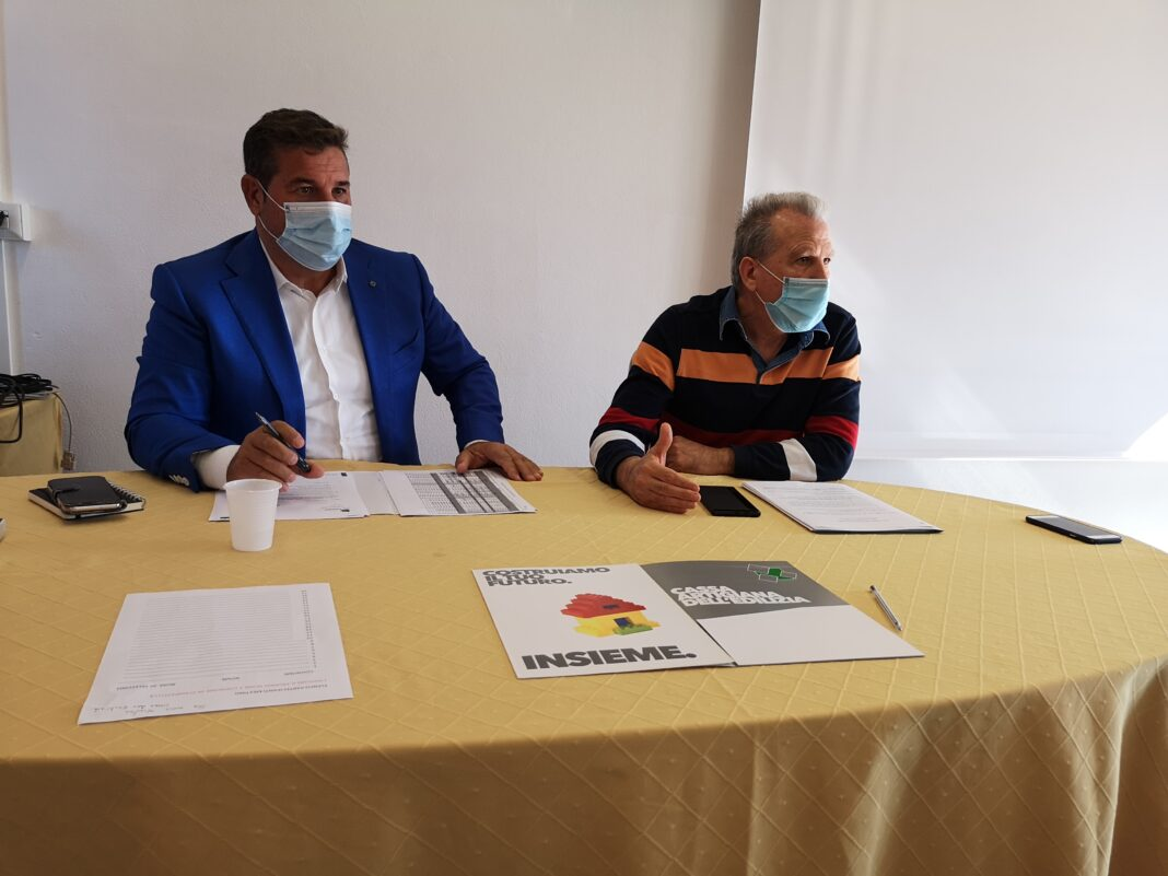 GIACOMO MELONI E MARCO FODDAI--CASSA ARTIGIANA EDILIZIA SARDEGNA--15-10-2020