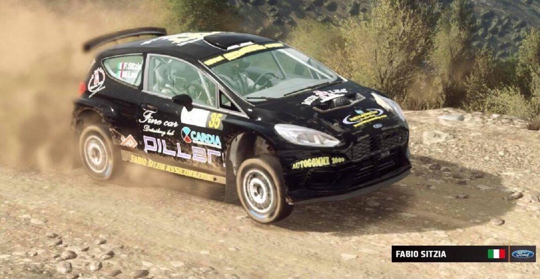 Fabio Sitzia vince il Campionato Sardina Rally Classic
