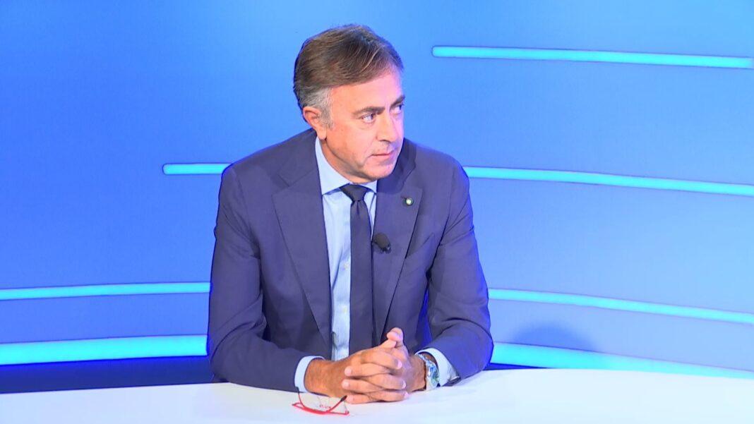 Giuseppe Lasco Condirettore Generale Poste Italiane
