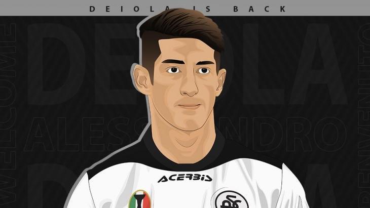 Inter-Spezia: Deiola titolare a San Siro