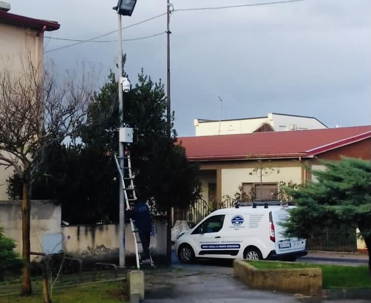 Sanluri, entro fine anno nuove telecamere di sorveglianza