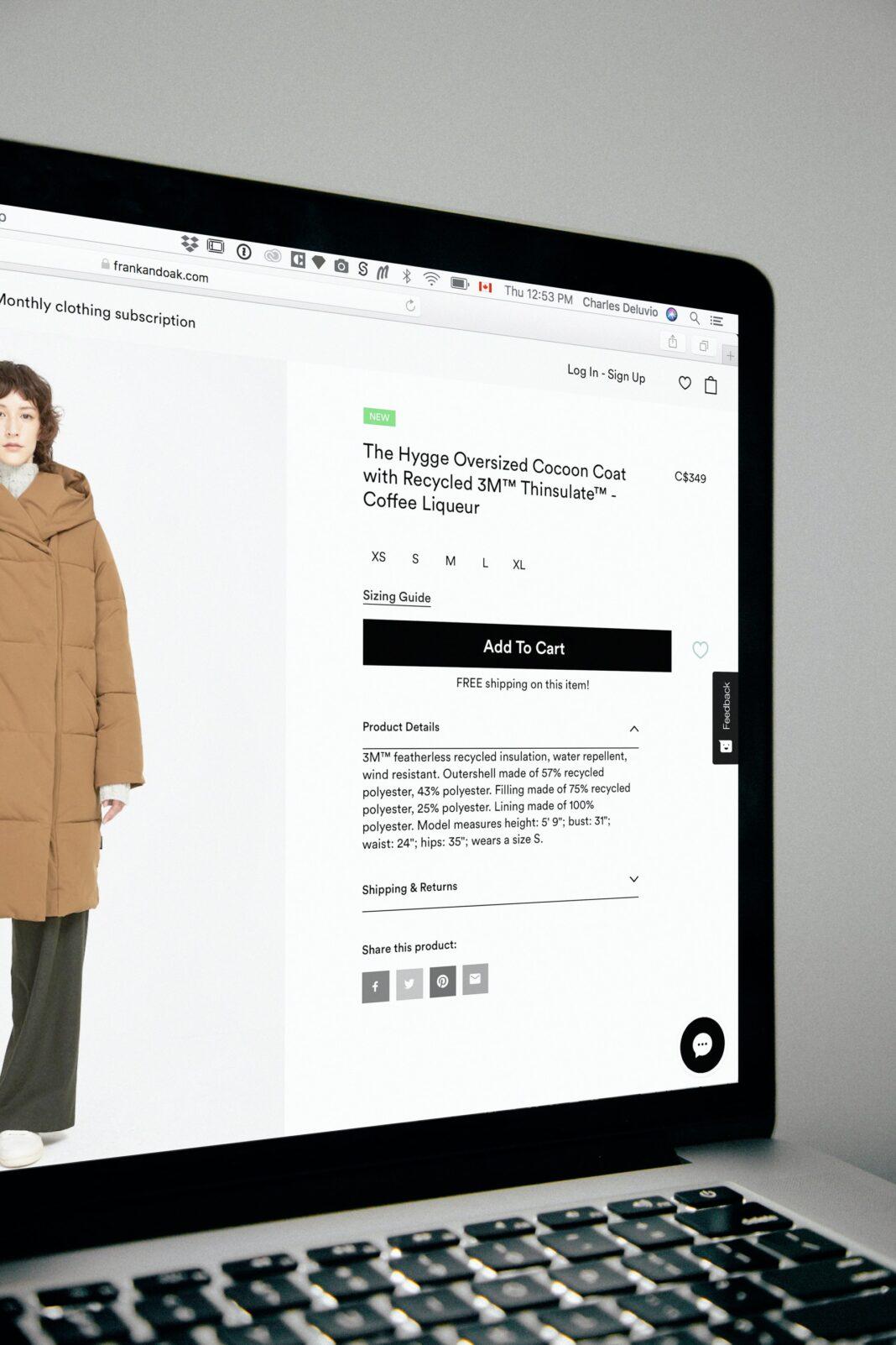 Pandemia e alta moda: vendite eCommerce e tassi record