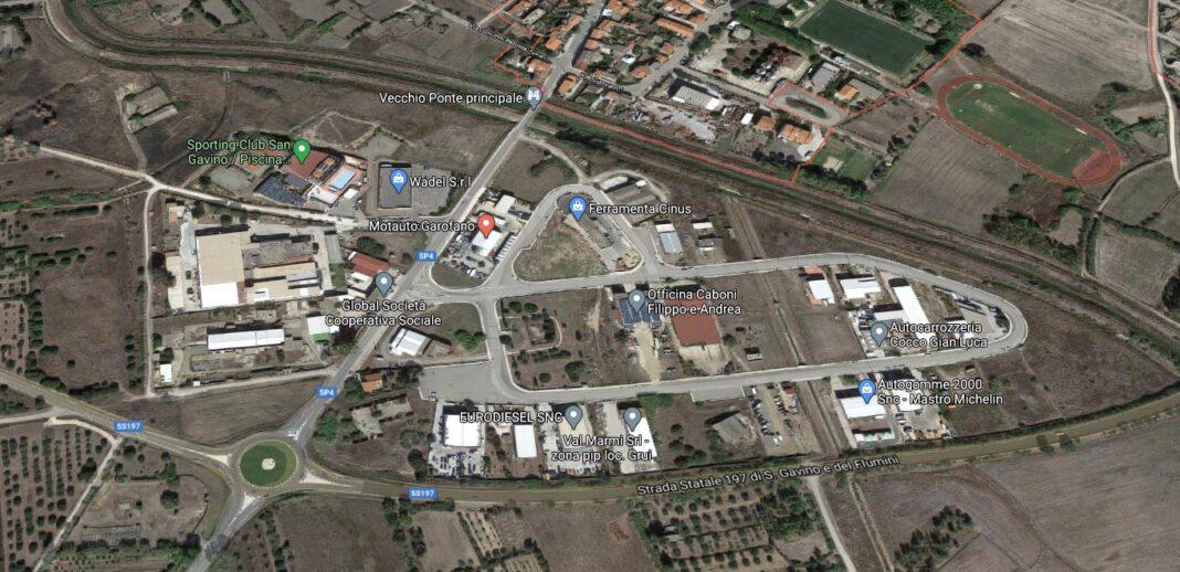 San Gavino Monreale, 302 mila euro per potenziare l'area P.I.P.
