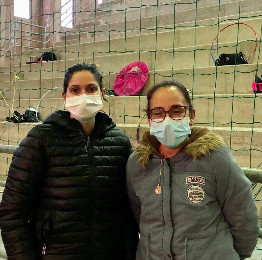 Marianna Dessì e Laura Figus