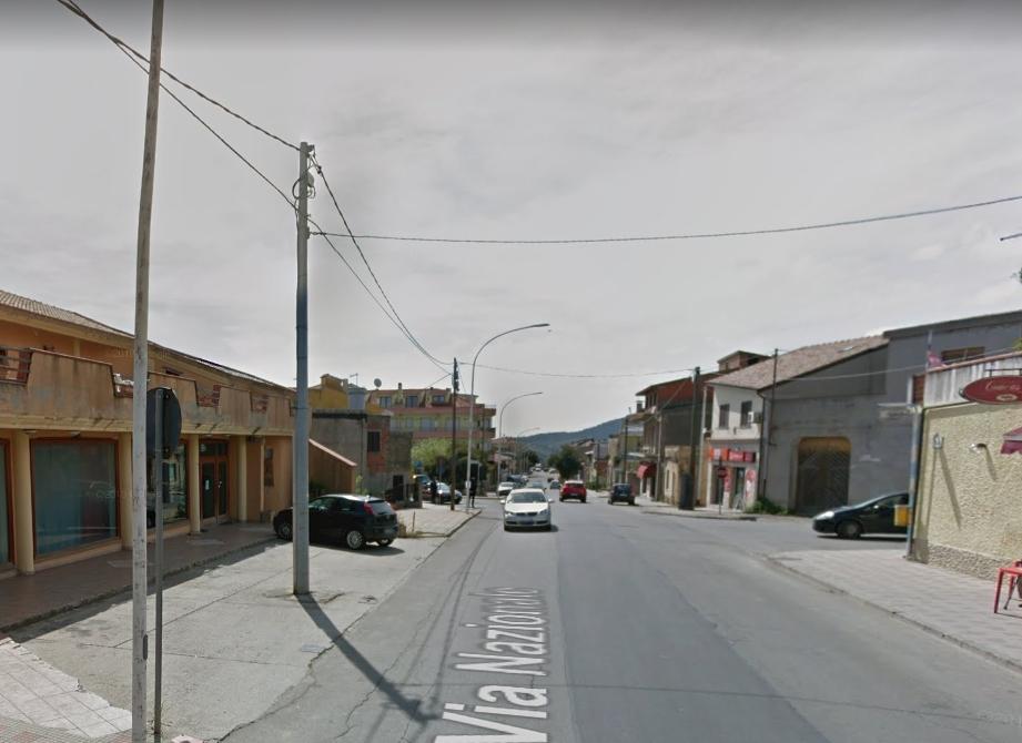 Villacidro Via Nazionale