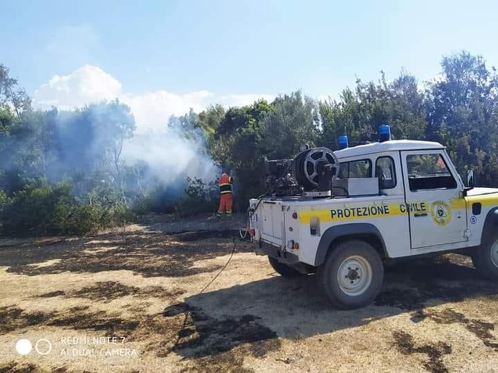Euro2001, al via le iscrizioni per il reclutamento di volontari per la campagna antincendio 2021