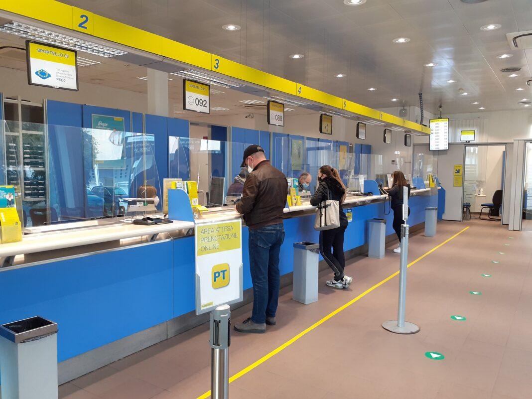 Poste Italiane, le pensioni di aprile in pagamento dal 26 marzo
