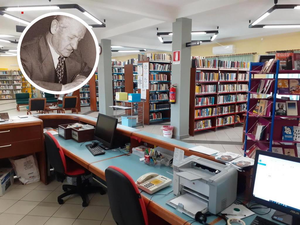 San Gavino, intitolata a Faustino Onnis la biblioteca comunale