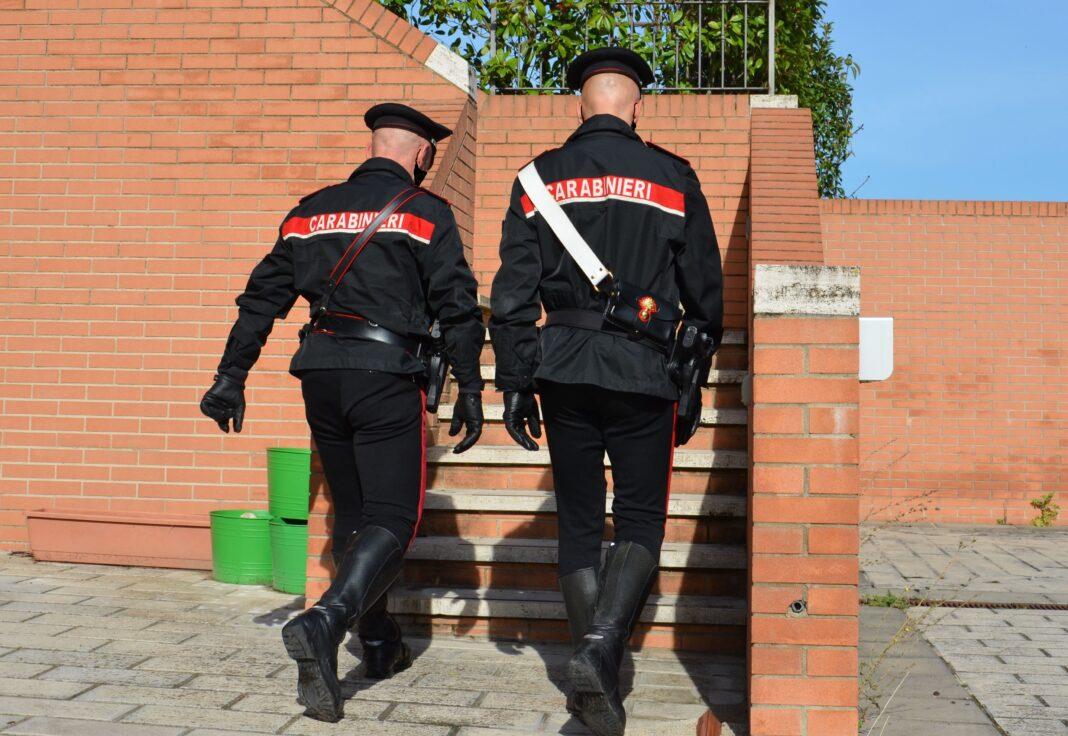 Foto archivio Carabinieri