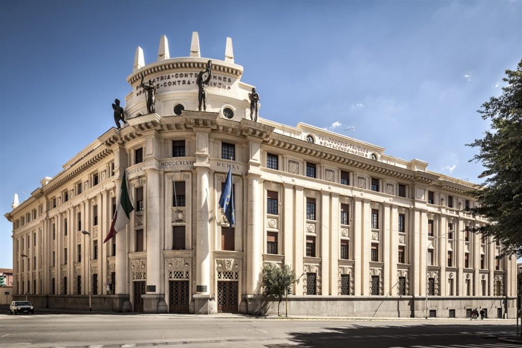 Visita a Cagliari del Generale di Corpo d'Armata Carmelo Burgio