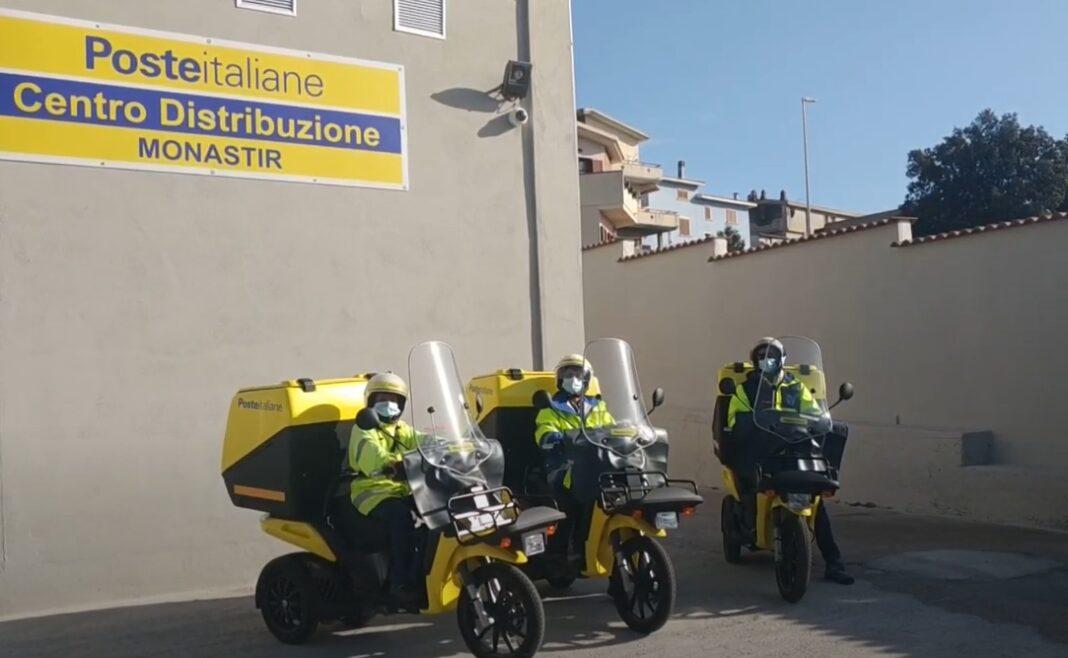 Poste Italiane: nuovo centro smistamento di Ussana