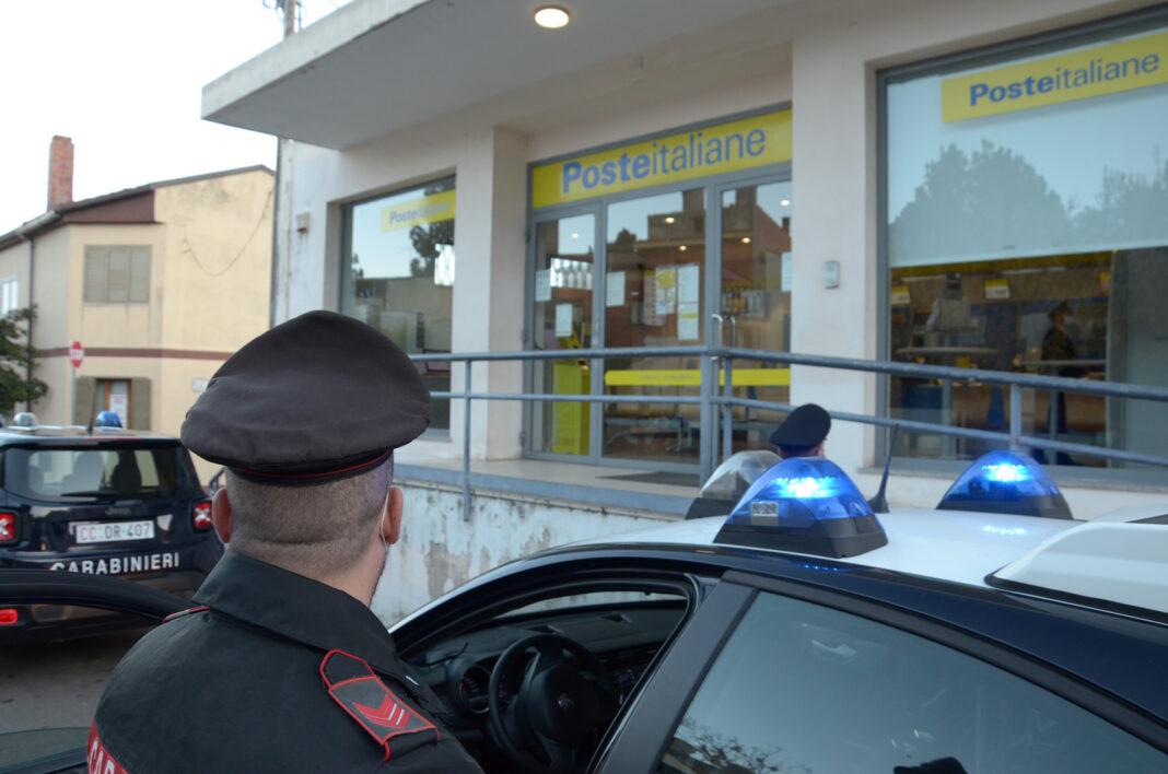 Carabinieri a Villacidro