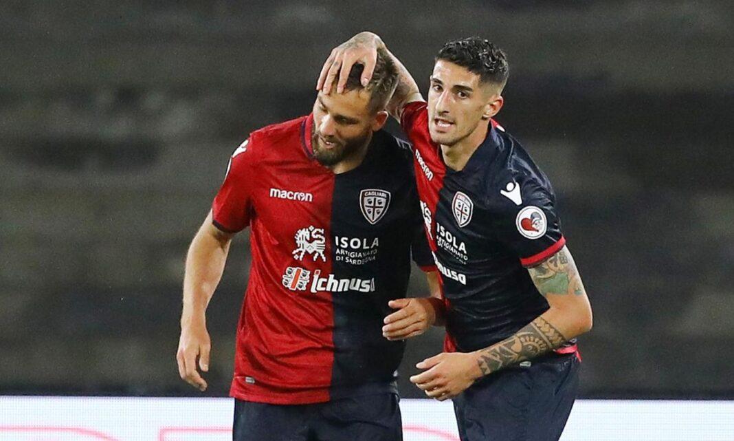 Deiola e Pavoletti - Foto Calciomercato.com