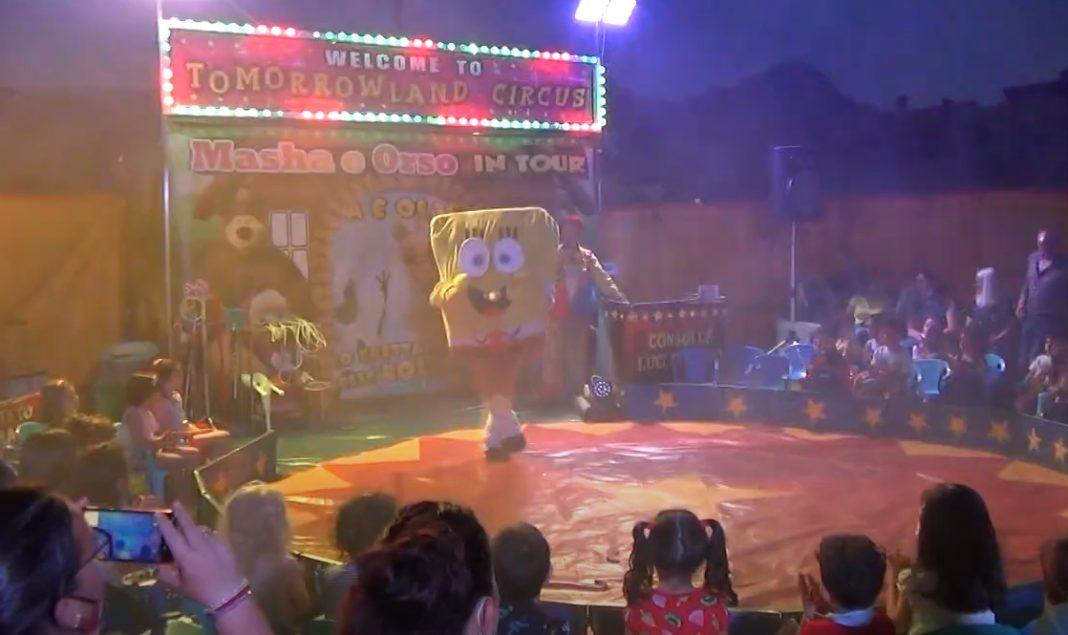 Villacidro, dopo la pandemia torna il circo all'aperto