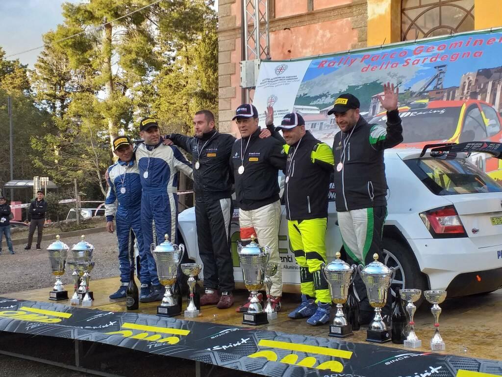 Tutto pronto per il 3° Rally Parco Geominerario della Sardegna