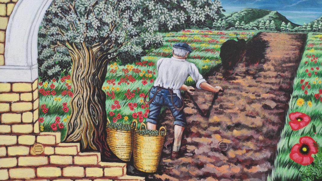 San Gavino, il 23 luglio si inaugura il murale