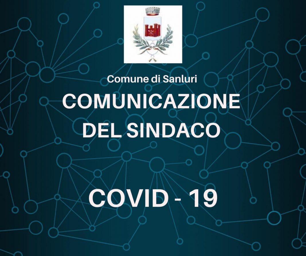 Covid-19 a Sanluri