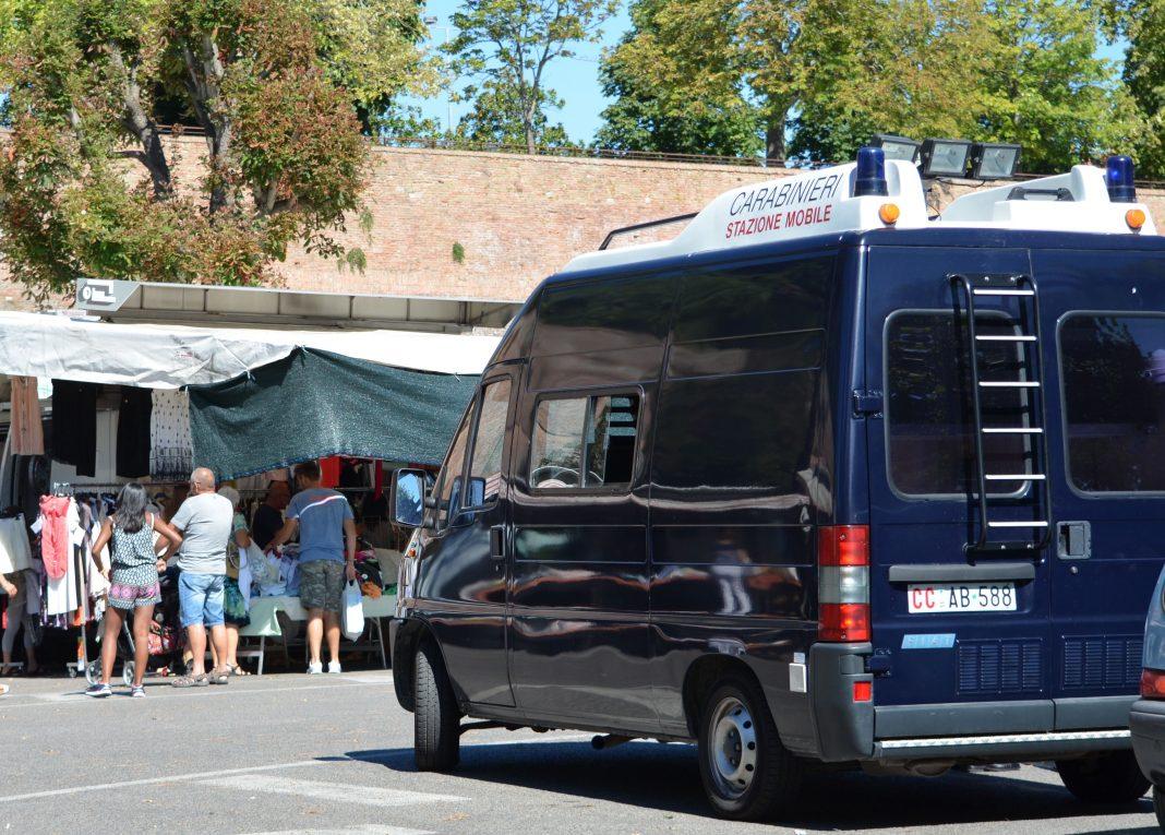 Samassi, furto al mercato: denunciato un 36enne di Villacidro