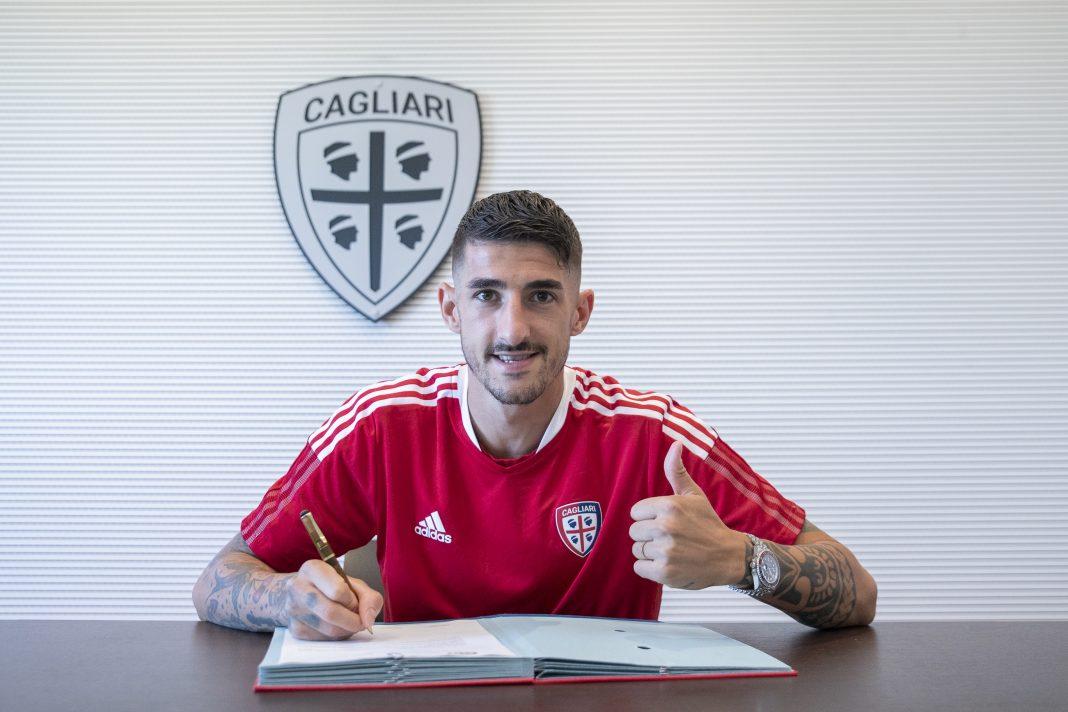 Alessandro Deiola rinnova col Cagliari