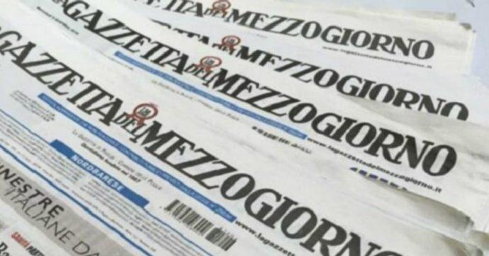 La Gazzetta del Mezzogiorno si ferma dopo 134 anni