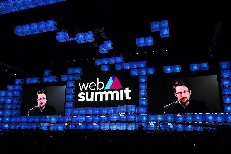 Web Summit 2021 di Lisbona