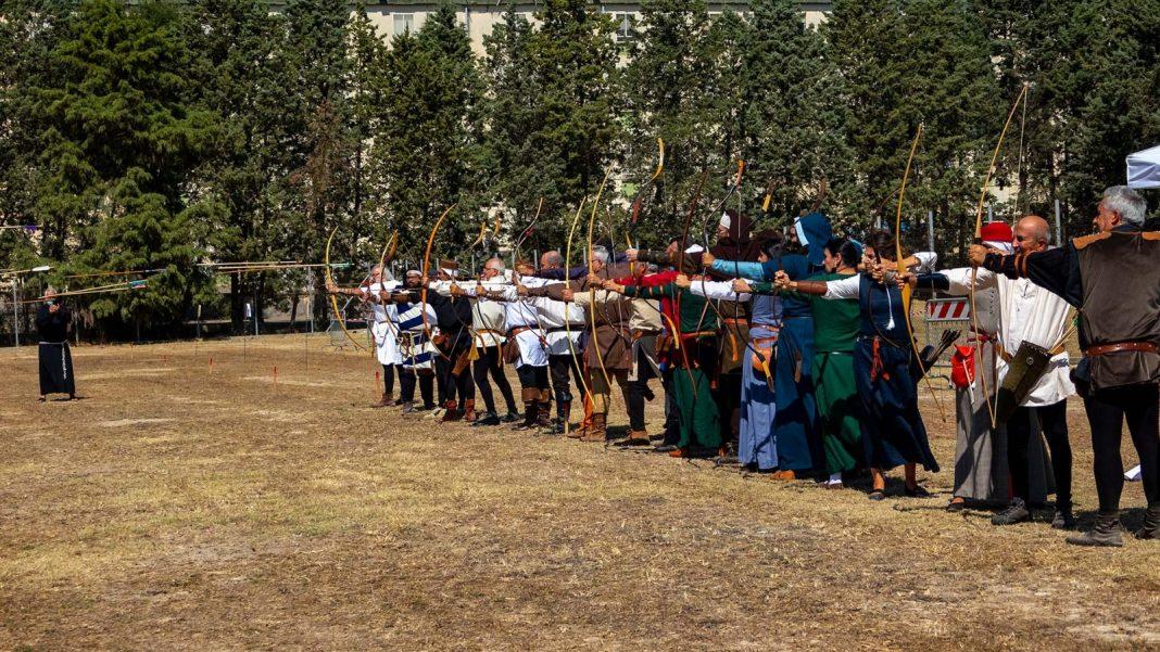 Torneo Arcieri Medievali