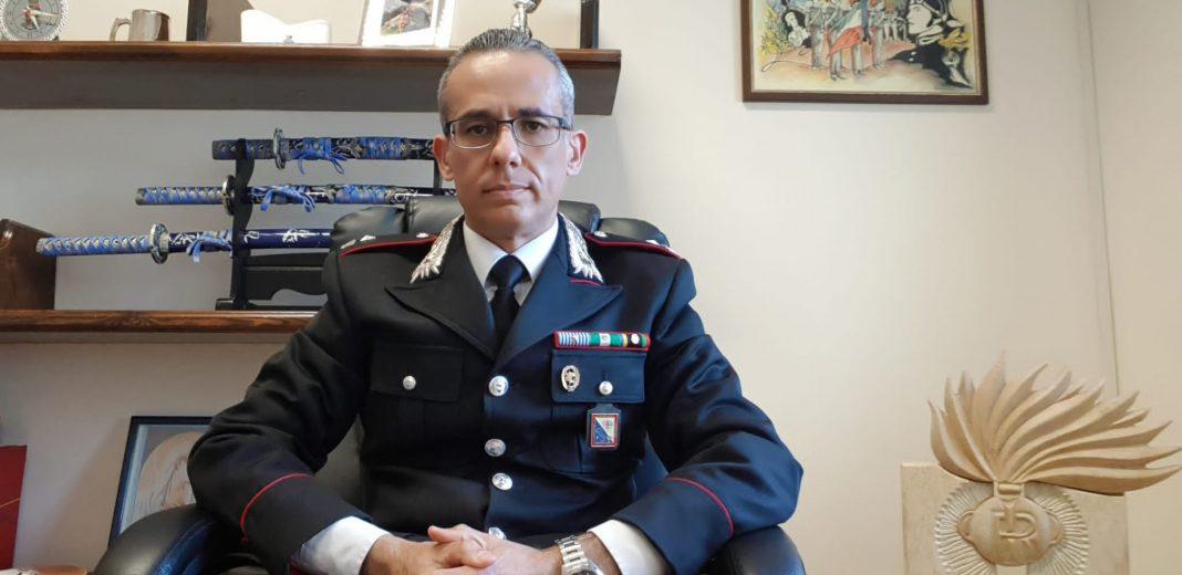 Cambio della guardia al Comando della Compagnia dei Carabinieri di Villacidro
