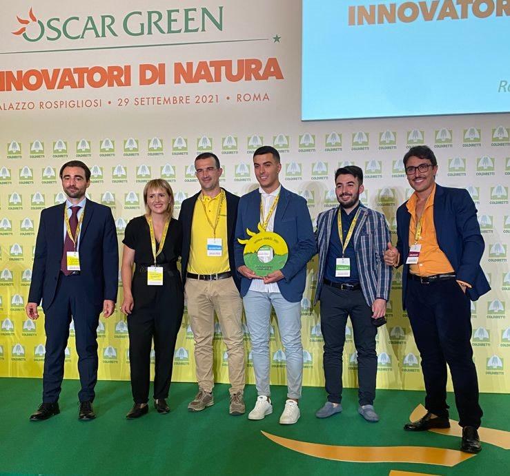 Il terralbese Andrea Liverani porta in Sardegna l'Oscar Green Nazionale