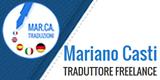 Mar.Ca. Traduzioni di Mariano Casti