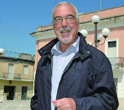 Il candidato della lista Il Progetto San Gavino Monreale