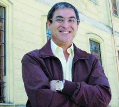Il candidato della lista Centrosinistra San Gavino Monreale